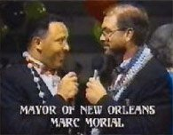 Mayor of New Orleans in 1996
