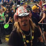 Mardi Gras Celebrity Sightings