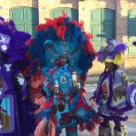 A Mardi Gras Indian Summer