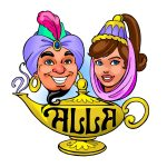 Krewe of Alla logo