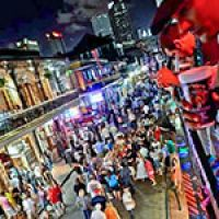 Bourbon Heat Fat Tuesday VIP Experience