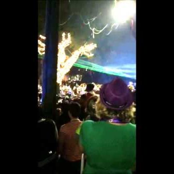 Marching Band at Mardi Gras New Orleans video thumbnail