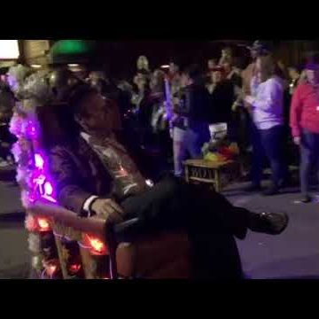 Mardi Gras Easy Chairs video thumbnail
