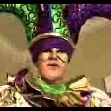Mardi Gras Costume video thumbnail