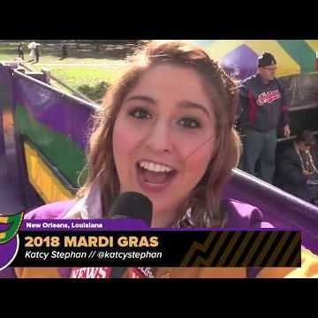 Mardi Gras 2018: Live from New Orleans video thumbnail