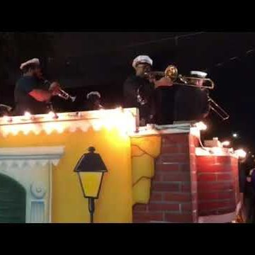 Mardi Gras Military Band video thumbnail