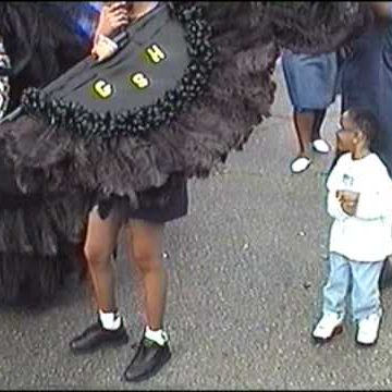 Mardi Gras Indians New Orleans Louisiana video thumbnail