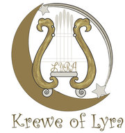 Krewe of Lyra logo