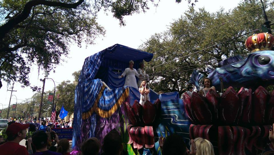refresher on the new Mardi Gras parade rules
