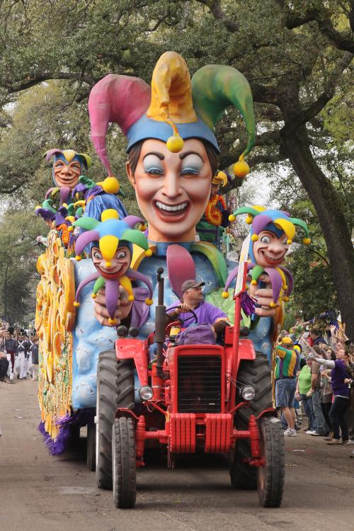of mardi gras parades i hope you are because this weekend things