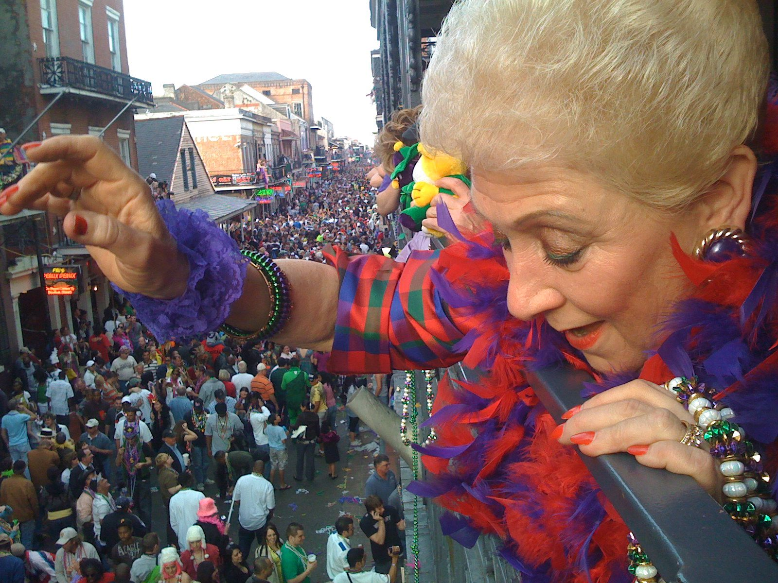 Tell Us About Your Mardi Gras!