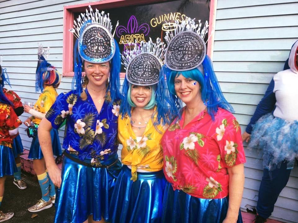 Dance Troupes & Marching Clubs | Mardi Gras New Orleans