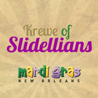 Krewe of Slidellians logo